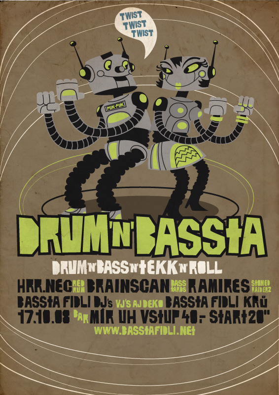 Drum-and-bassta