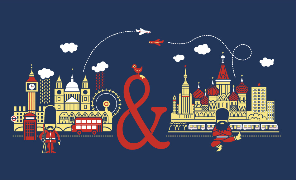 London-moscow