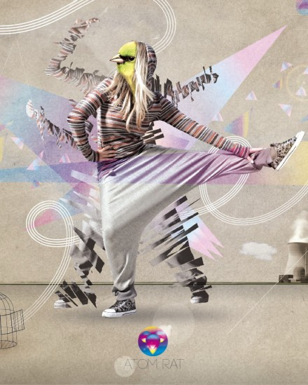 Atom Rat dancers