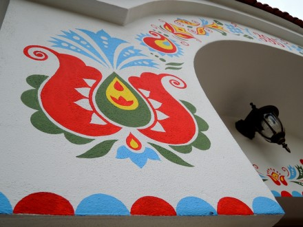 Malba sklepa v Mutěnicích