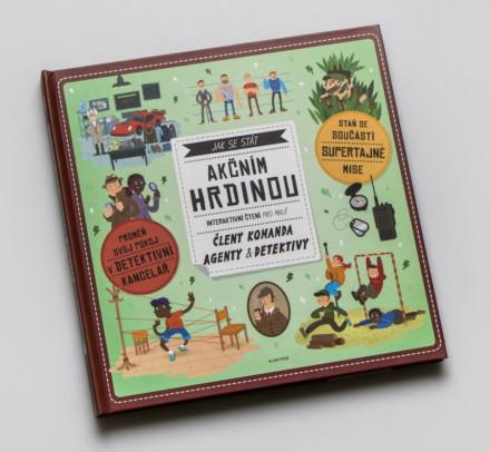 Kniha – Jak se stát akčním hrdinou.