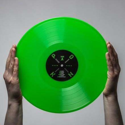 PONK – vinyl Diedina